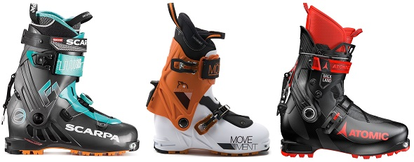 2284b3cfd The Explorer Jr is a great option with good range of motion while skinning  and decent ski performance.